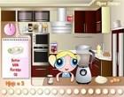 العاب فتيات القوة طبخ